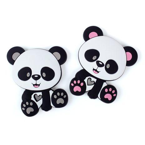 Keep Grow 1pc Baby Silicone Teethers BPA Free Teething Toy Animals Koala Bear Dog Teether Silicone 2
