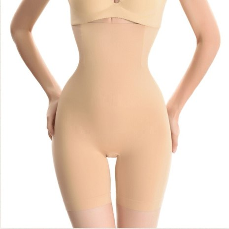 Postpartum Belly Wrap C Section Panty Belly Band Abdominal Compression Corset Girdle Shorts with Hip 4