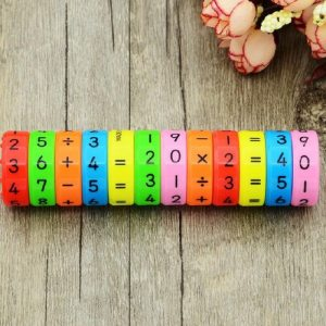 Toddler Educational Montessori Toys Learning Creative Arithmetic Teaching Plus Subtract Interesting Math Toy For Children Kids