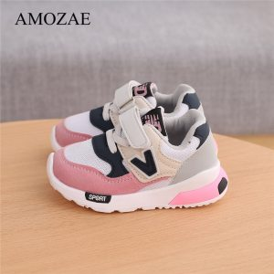 Spring Autumn Kids Shoes Baby Boys Girls Children s Casual Sneakers Breathable Soft Anti Slip Running