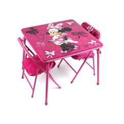 Minnie Table And Chairs Custom Office Disney Mouse First Fashionista Activity Set Babiesnstuffs Click To Enlarge Homebeddingcribs