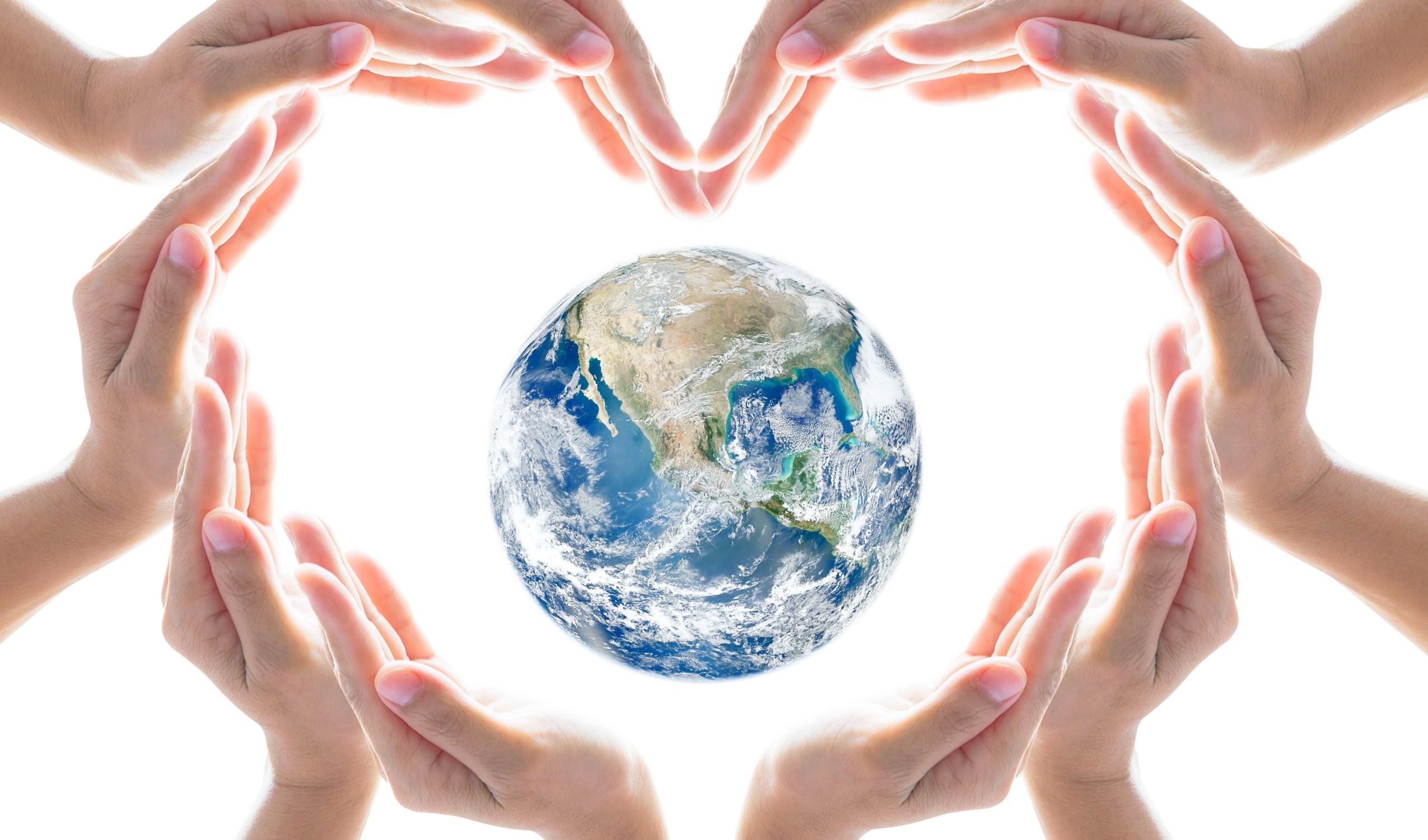 Collaboration mondiale pour un avenir meilleur et une planète plus propre