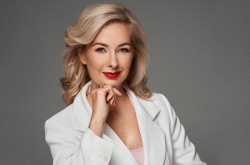 Kamila Rowińska, autorka książki Kobieta Niezalezna