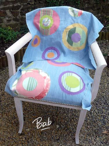fauteuil-tissu