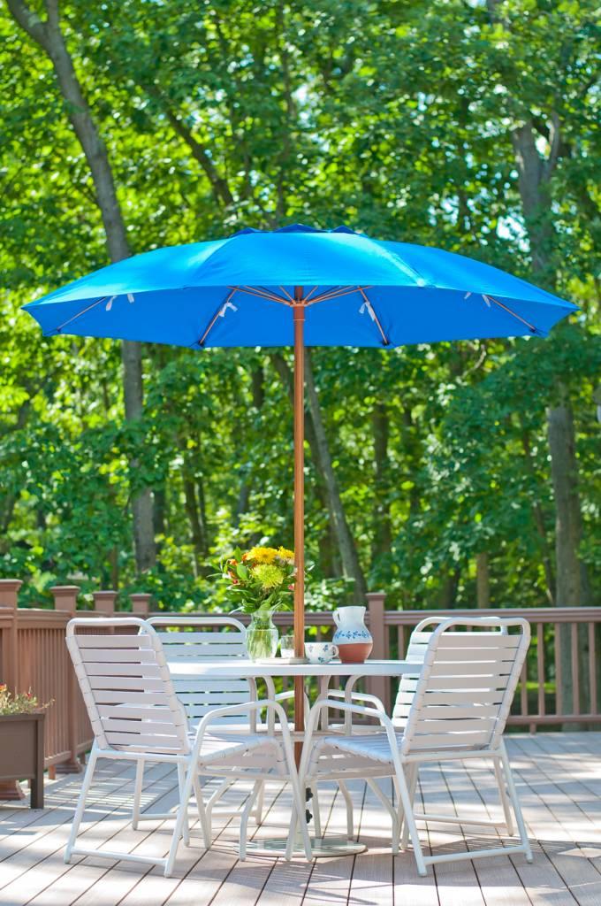 Catalina Fiberglass Patio Umbrella  Residential and