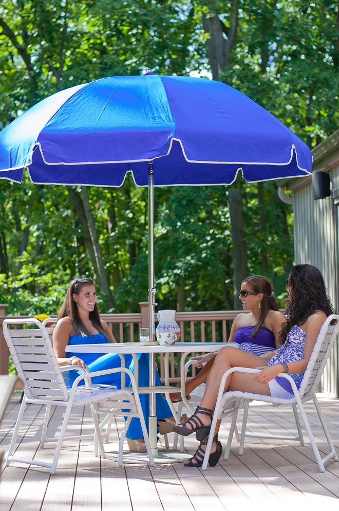 sofa box cushion covers ideas for narrow living room laurel steel patio umbrella | residential and commercial ...