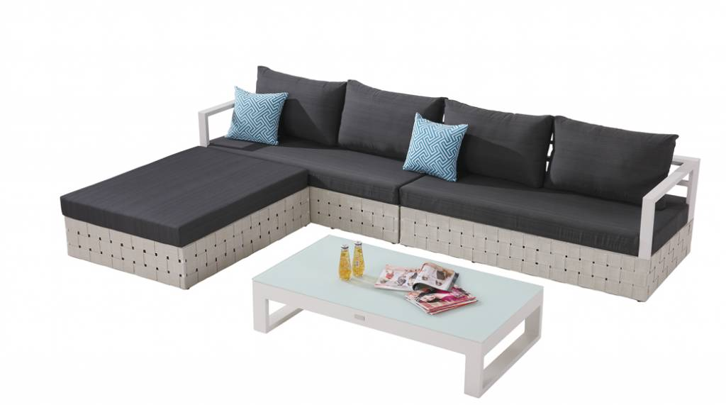 Sofa Chaise Coffee Table
