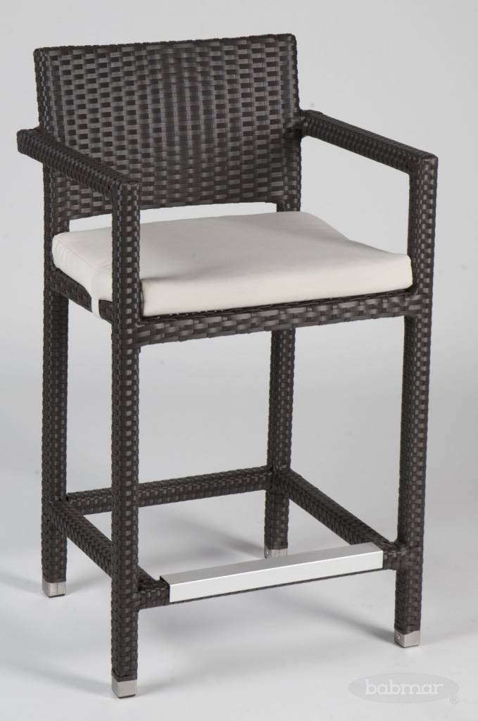 counter height chair covers black and white accent chairs with arms vertigo outdoor bar stool