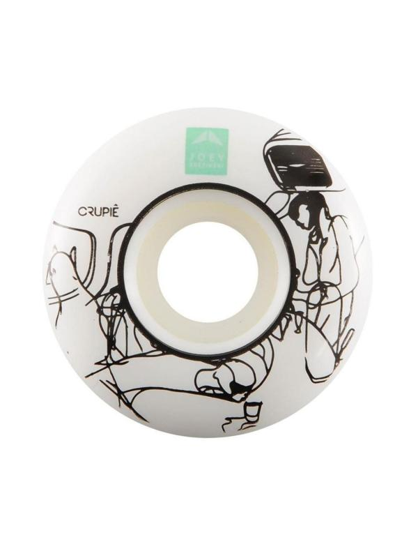 Crupie Joey Brezinski x Will Barras Signature Wheel 1
