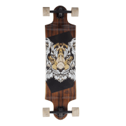 Landyachtz Switch 35 Tiger Downhill Freeride Longboard Skateboard Face