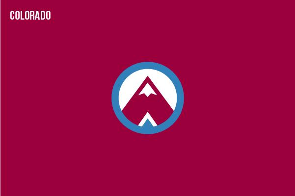 Minimalist Nhl Logos