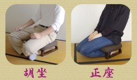 Sitting in seiza () | Welcome to the Baboon Den