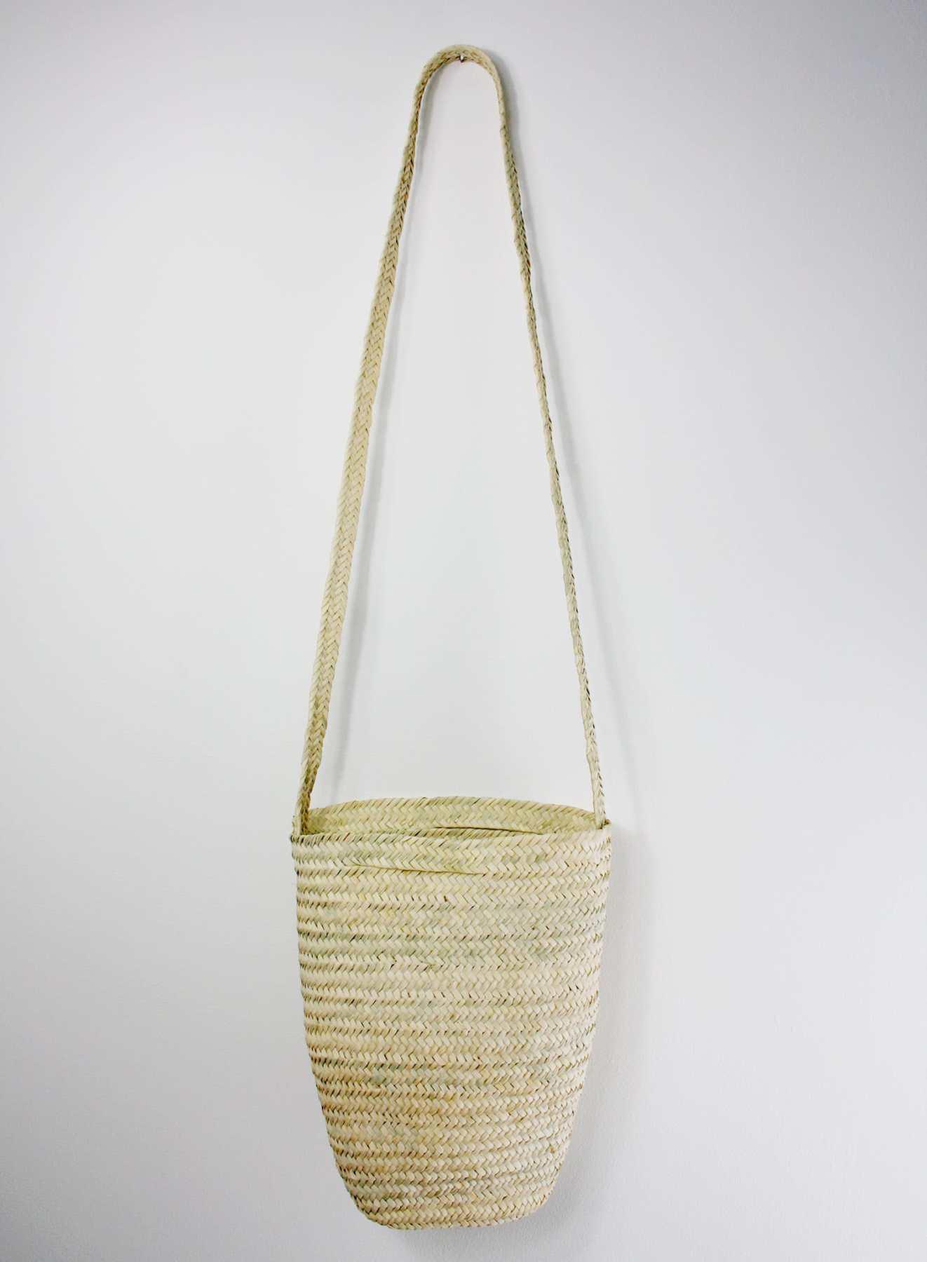 L.B. collection, korbtasche
