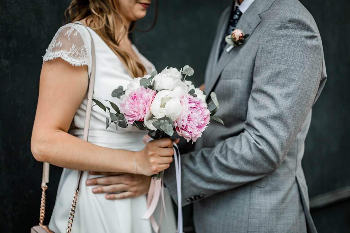 Mariage Civil & Fleuri à Haguenau
