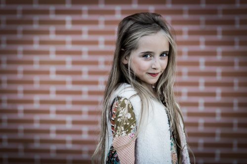 Portrait d'enfant – Strasbourg Malraux