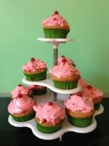 Ribisel Cupcakes