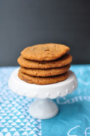 Mochaccino Cookies
