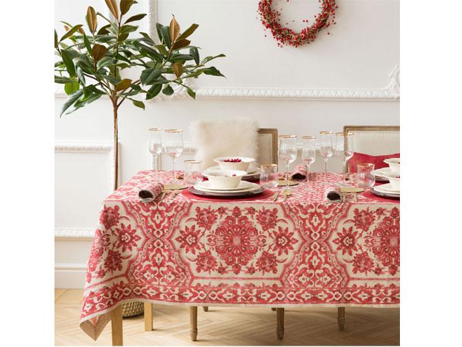 como decorar la casa y la mesa en Navidad con poco dinero