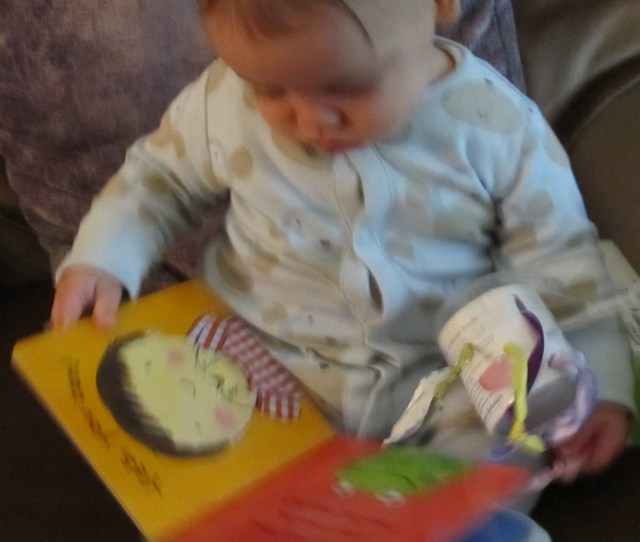Reading With Babies And Children The Why What How