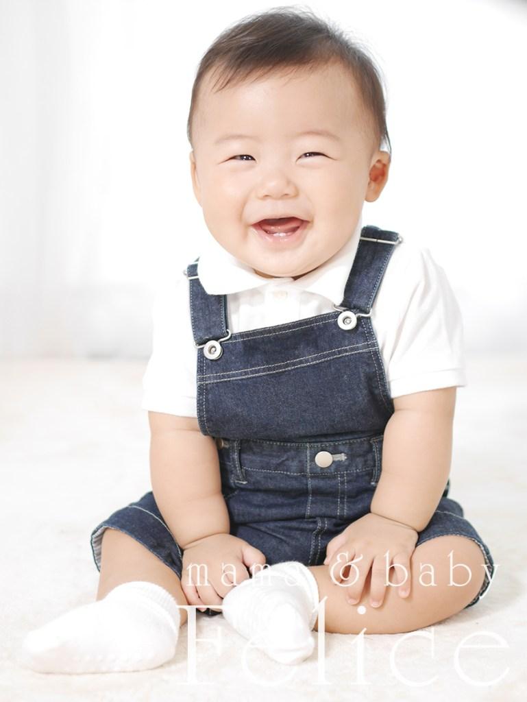 7か月男の子