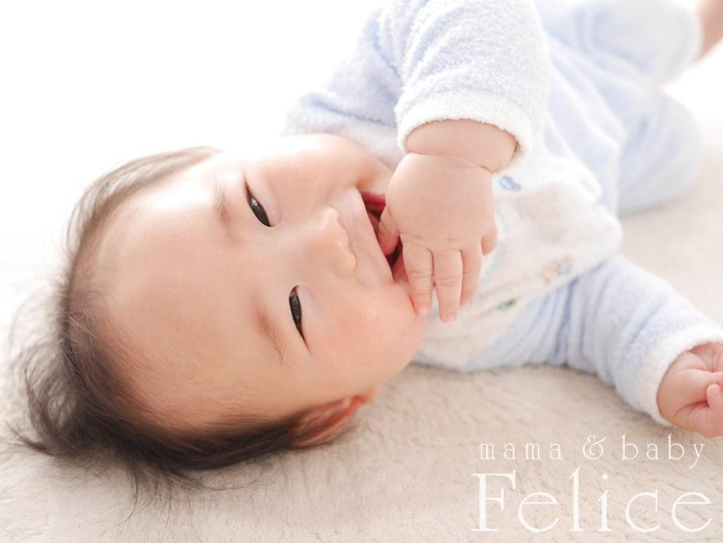 生後5か月男の子