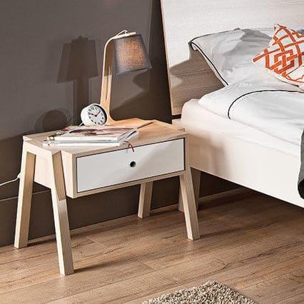 vox spot young 7 meubles lit 200x90 avec tiroir lit gigogne armoire 3 portes grande bibliotheque bureau caisson chevet patere murale