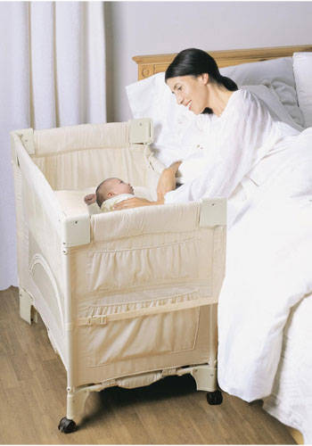 Bassinet Attached To Bed : bassinet, attached, Cosleeper:, Safety, Cosleeping, Benefits