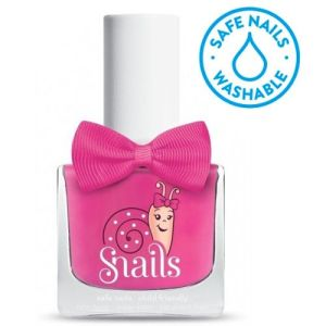 safe 'n' beautiful snails nagellak - knalroze