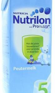 Nutrilon 5 Peuter groeimelk liquid 1000ml
