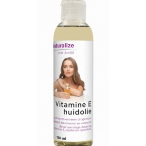 Naturalize Vitamine E Huidolie (150ml)