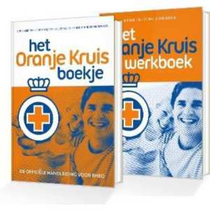 Oranje Kruis cursistenpakket (EHBO)