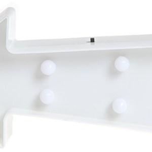 Kamparo pijllamp led verlichting wit 23 x 5 x 10 cm
