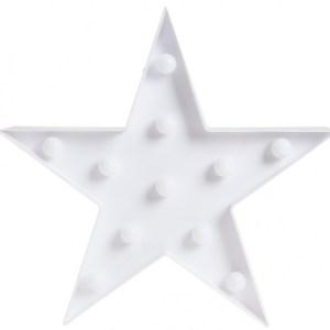 Kamparo sterrenlamp led verlichting wit 27 x 5 x 25 cm