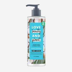 Love Beauty & Planet Luscious Hydration Body Lotion - 400ml