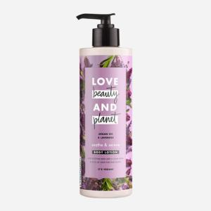 Love Beauty & Planet Soothe & Serene Body Lotion - 400ml
