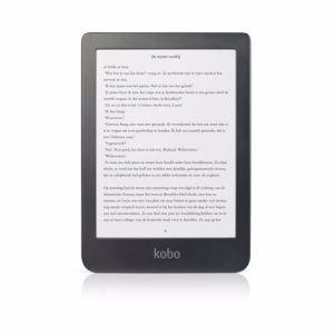 Kobo e-reader Clara HD (Zwart)