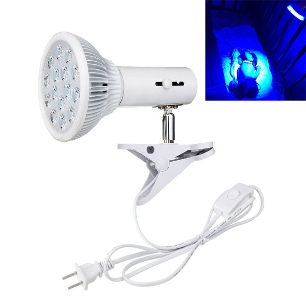 15W500LMBabyverzorgingNeonatalegeelzuchtFototherapie LED Blauw Ray Light Lamp