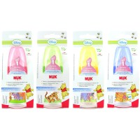 NUK Disney Winnie the Pooh Feeding Bottles from NUK