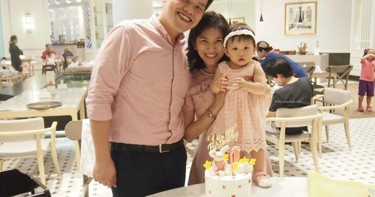 Evangeline is One! Celebrating Baby's First Birthday