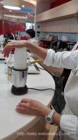 ショップジャパン体験会 マジックブレット ホットケーキ