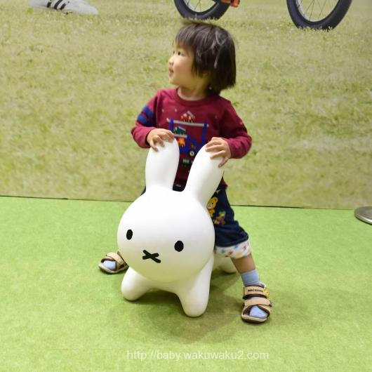 東京おもちゃショー プレイスペース アイデス ミッフィー ツムツムボンボン ブルーナボンボン