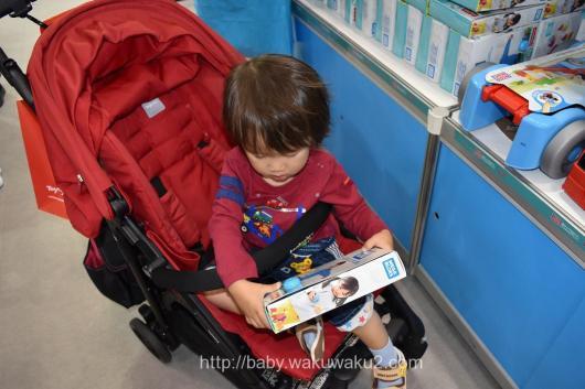 東京おもちゃショー ベビーカー