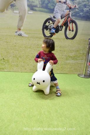 東京おもちゃショー プレイスペース アイデス ミッフィー ツムツムボンボン
