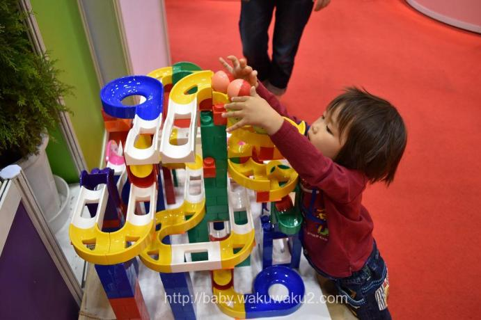 東京おもちゃショー プレイスペース トイローヤル