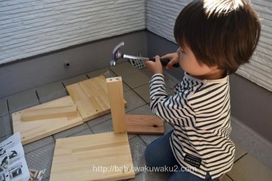 こゆたん 日曜大工 DIY