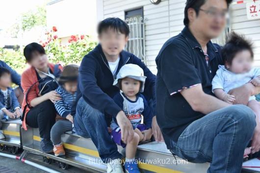 北鹿浜公園 動物公園 3歳 幼児 乗り物