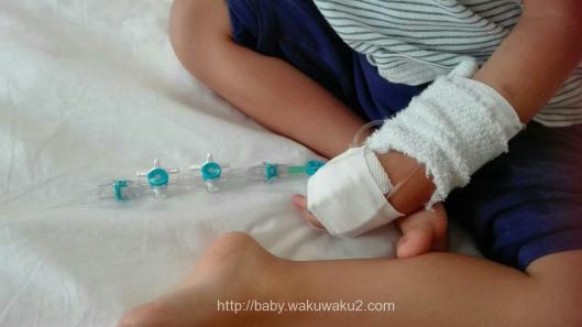 3歳 検査入院 低身長 妊婦 付き添い 低体重 ホルモン検査