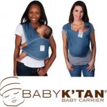 Baby K'tanベビーキャリア!