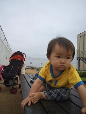 北千住マルイ 屋上 赤ちゃん