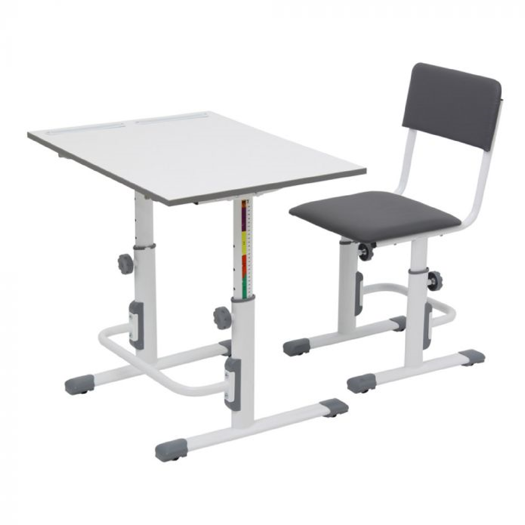 Study Table And Chair Kudl Kids Height Adjustable Study Desk Table And Chair